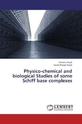 Physico-chemical and biological Studies of some Schiff base complexes | Dodax.pl