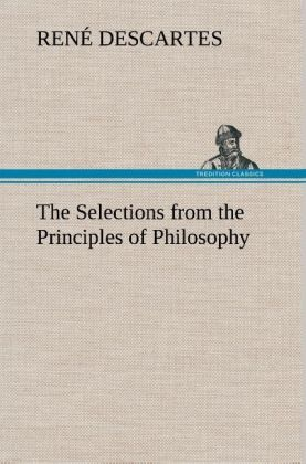The Selections from the Principles of Philosophy | Dodax.de
