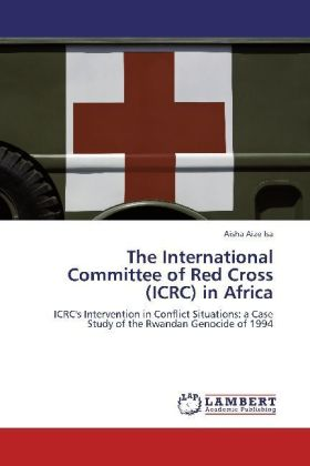 The International Committee of Red Cross (ICRC) in Africa | Dodax.co.uk