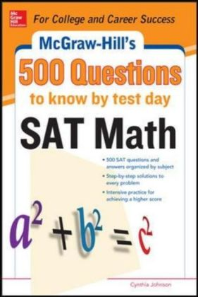 500 SAT Math Questions to Know by Test Day   Dodax.at