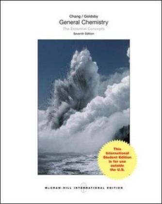 General Chemistry: The Essential Concepts | Dodax.ch