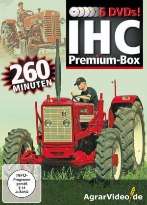 IHC Premium-Box, 6 DVDs | Dodax.at