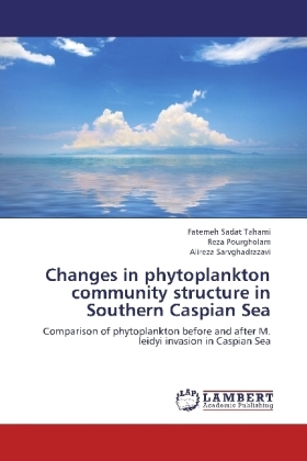 Changes in phytoplankton community structure in Southern Caspian Sea | Dodax.ch