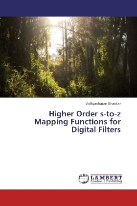 Higher Order s-to-z Mapping Functions for Digital Filters | Dodax.ch