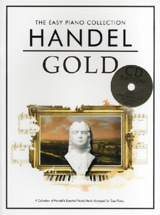 The Easy Piano Collection: Handel Gold (CD Edition) | Dodax.ch