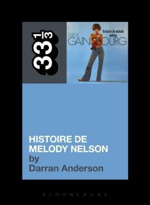 Serge Gainsbourg's Histoire de Melody Nelson | Dodax.at