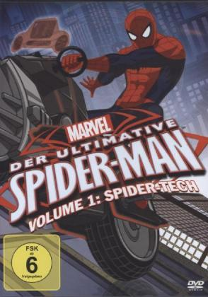 Der Ultimative Spider-Man - Spider-Tech - Volume 1 | Dodax.com
