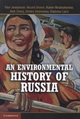 An Environmental History of Russia | Dodax.pl