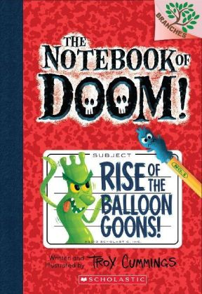 The Notebook of Doom - Rise of the Balloon Goons   Dodax.at