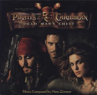 Pirates Of The Carribean, 1 Audio-CD. Vol.2 | Dodax.ch