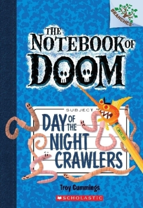 The Notebook of Doom - Day of the Night Crawlers   Dodax.ch