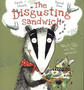 The Disgusting Sandwich | Dodax.co.uk