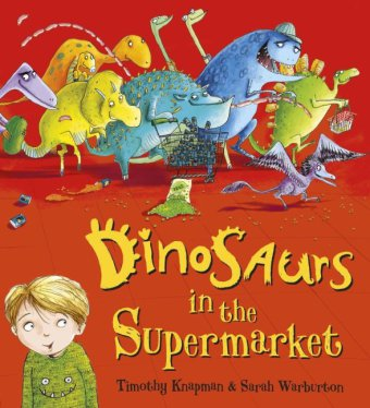 Dinosaurs in the Supermarket | Dodax.at
