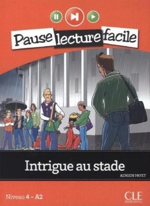 Intrigue au stade, m. Audio-CD | Dodax.at