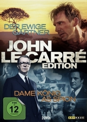 John le Carre Edition, 2 DVDs | Dodax.at