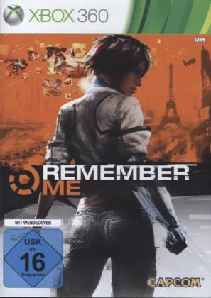Remember Me German Edition - XBox 360 | Dodax.at