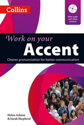 Collins Work on Your Accent, with DVD-ROM | Dodax.nl