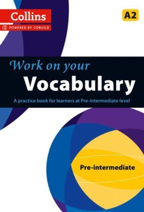 Collins Work on Your Vocabulary - Pre-intermediate (A2) | Dodax.ch