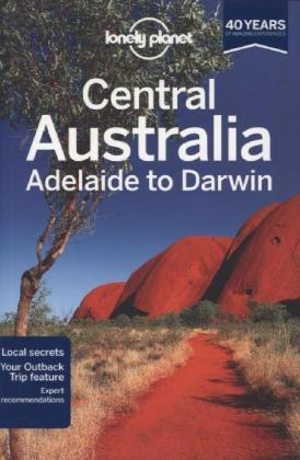 Lonely Planet Central Australia | Dodax.at