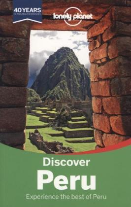 Lonely Planet Discover Peru | Dodax.ch