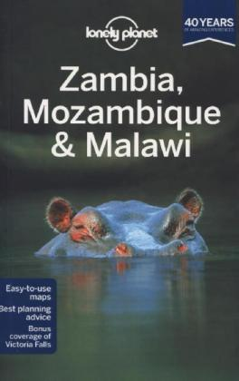 Lonely Planet Zambia, Mozambique & Malawi | Dodax.at