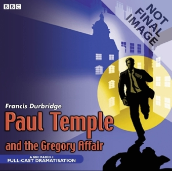 Paul Temple and the Gregory Affair, Audio-CD | Dodax.ch