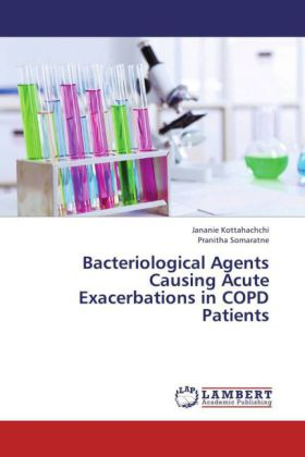 Bacteriological Agents Causing Acute Exacerbations in COPD Patients | Dodax.ch