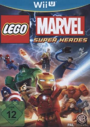 Lego Marvel Super Heroes German Edition - Wii U | Dodax.at