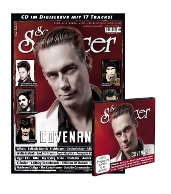 Covenant, m. Audio-CD | Dodax.ch