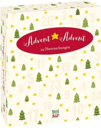 Advent, Advent - 24 Überraschungen | Dodax.at