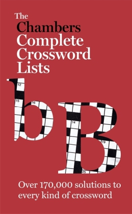 The Chambers Crossword Lists, New Edition | Dodax.at