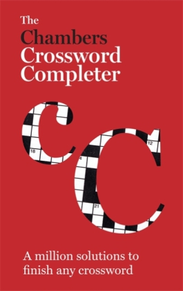 Chambers Crossword Completer - New Edition | Dodax.de