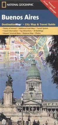 National Geographic DestinationMap Buenos Aires | Dodax.ch