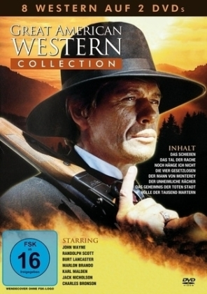 Great American Western Collection, 1 DVD   Dodax.at