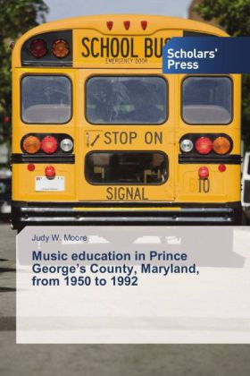 Music education in Prince George's County, Maryland, from 1950 to 1992 | Dodax.co.uk
