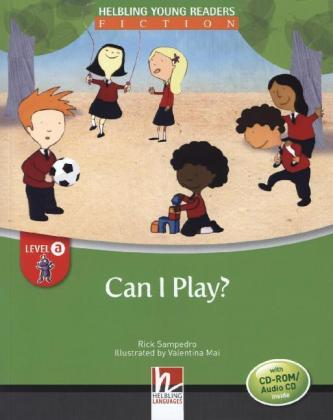 Can I Play?, w. Audio-CD/CD-ROM | Dodax.ch