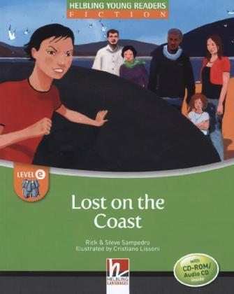 Lost on the Coast, mit 1 CD-ROM/Audio-CD, m. 1 CD-ROM, 2 Teile | Dodax.ch