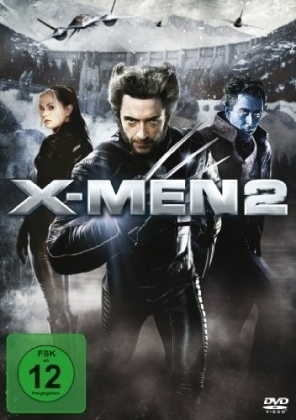 X-Men 2, 1 DVD | Dodax.at