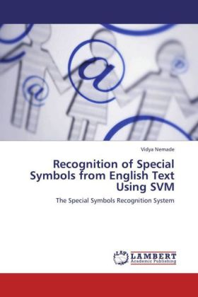 Recognition of Special Symbols from English Text Using SVM | Dodax.ch