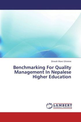 Benchmarking For Quality Management In Nepalese Higher Education | Dodax.de