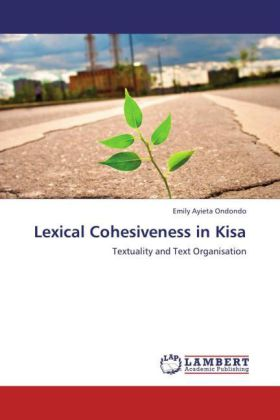 Lexical Cohesiveness in Kisa | Dodax.at
