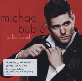 To Be Loved, 1 Audio-CD (Deluxe Edition) | Dodax.com