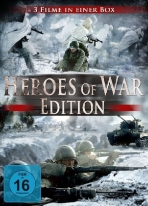 Heroes of War Edition Limited Edition, 3 DVDs | Dodax.ch