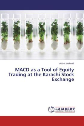 MACD as a Tool of Equity Trading at the Karachi Stock Exchange | Dodax.de