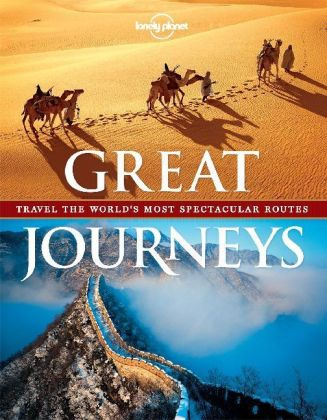 Lonely Planet Great Journeys | Dodax.ch