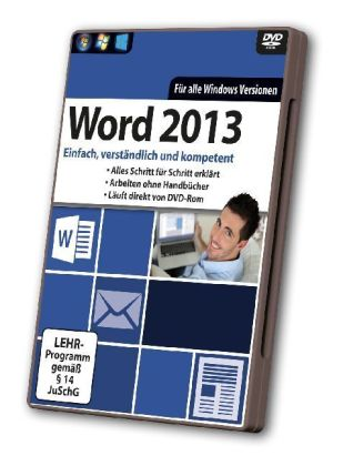 Word 2013, 1 DVD-ROM | Dodax.at