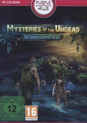 Mysteries of the Undead, Die verfluchte Insel, 1 CD-ROM | Dodax.co.uk