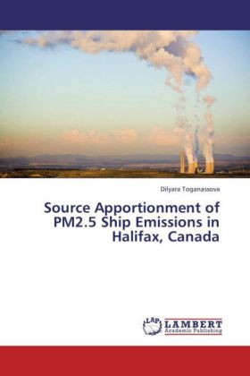 Source Apportionment of PM2.5 Ship Emissions in Halifax, Canada | Dodax.ch