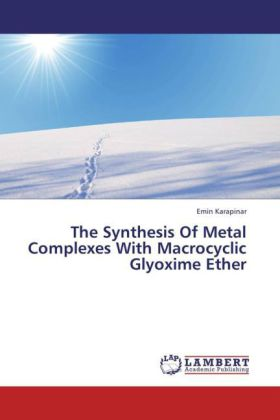 The Synthesis Of Metal Complexes With Macrocyclic Glyoxime Ether | Dodax.pl