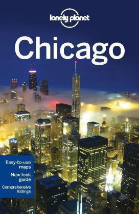 Lonely Planet Chicago   Dodax.ch